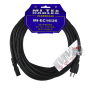 25 Foot 16 Gauge IEC Power Cable