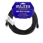 50 Foot 14 Gauge IEC Power Cable